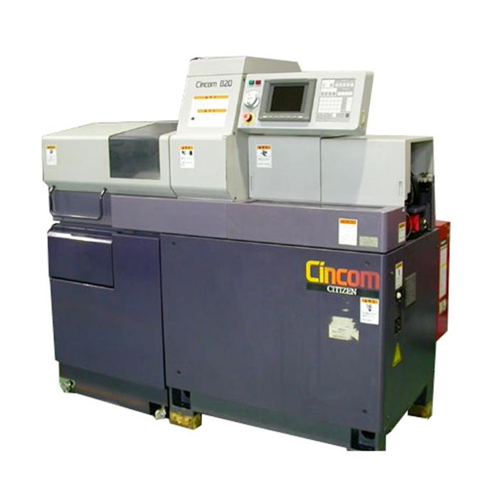 Machine dédiée au décolletage : 1 Citizen B20